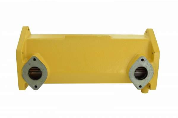 10R-2128   Caterpillar C13 Oil Cooler -back