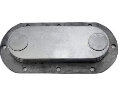 8547194   Detroit Diesel Core Oil Cooler 4 Plate 8.2L