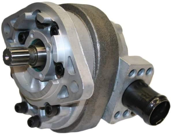 D8NN600DA   Ford Replacement Hyd Pump