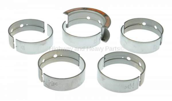 3802010 | Cummins 4B Main Bearing Set | Highway and Heavy Parts (Thrust Bearings, Main Bearings)