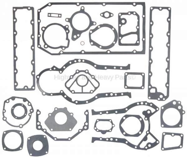 3801657   Cummins Gasket Set - Lower VT378 - Image 1