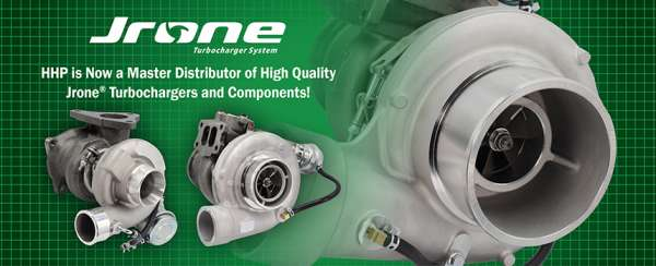 Jrone Turbochargers and Components