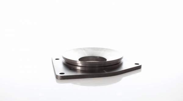 4P2383 | Caterpillar 3406/B/C/E, C15 Water Pump Adapter Plate (Cast Iron), New (C15 Water Pump Adapter)