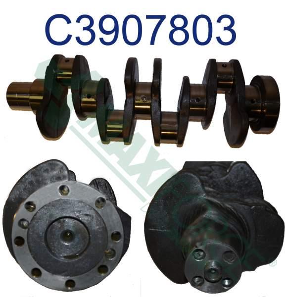 3900176   Cummins B-Series Crankshaft with Gear, New   Highway and Heavy Parts (Crankshaft with Gear)