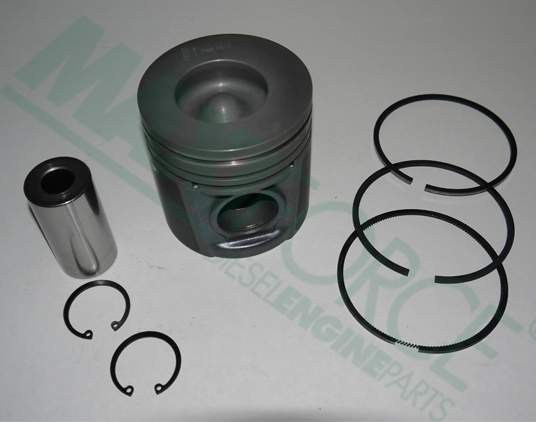 B288-1395 | Piston & Rings, 1.00Mm, 3054C/E Turbo | Highway and Heavy Parts (Piston and Rings)