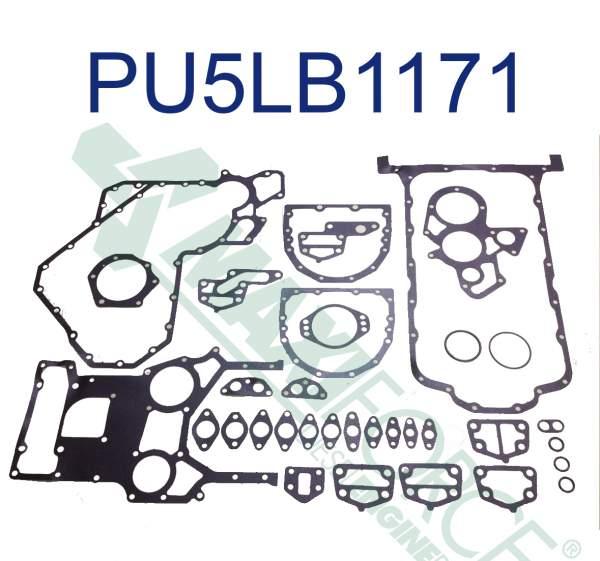 U5LB1160 | Perkins 1004 Bottom Gasket Set, New | Highway and Heavy Parts (Bottom Gasket Set)