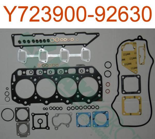Y723900-92630 | Yanmar TNE106 Overhaul Gasket Set, New | Highway and Heavy Parts (Overhaul Gasket Set)