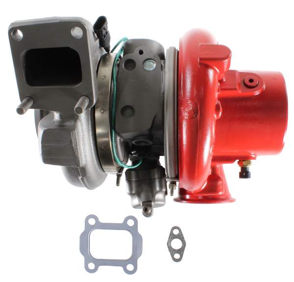 2842411 | Cummins ISX Signature Complete Turbocharger, Remanufactured | Highway and Heavy Parts (Turbocharger with Gaskets)