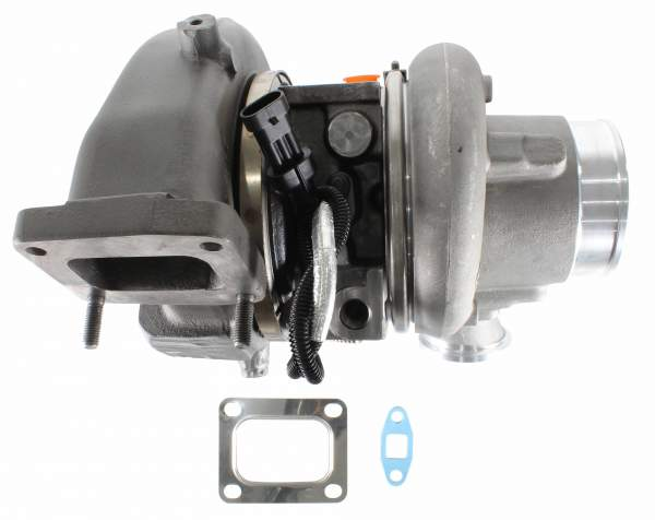 2841289 | Cummins ISL/ISC Short Turbocharger, Remanufactured | Highway and Heavy Parts (Turbocharger with Gaskets)