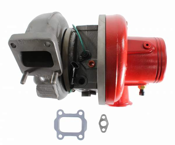 3795162 | Cummins ISX15 HE561VE Turbocharger, Remanufactured | Highway and Heavy Parts (Turbocharger with Gasket)