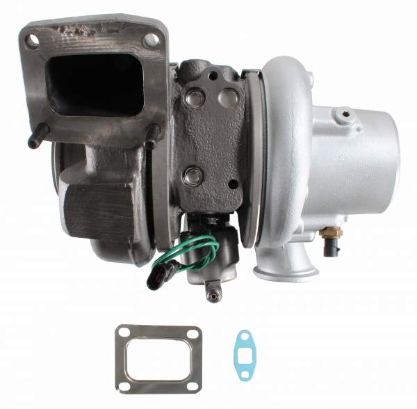 3599574 | Cummins QSM11 Complete Short Turbocharger, Remanufactured | Highway and Heavy Parts (Complete Turbocharger)
