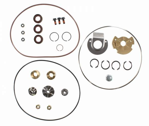 4955305SK | Cummins ISX Short Turbo Kit, New | Highway and Heavy Parts (Short Turbo Kit)