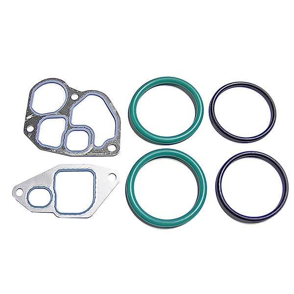1C3Z6C610BA | Engine Oil Cooler 0-ring and Gasket Kit | Highway and Heavy Parts