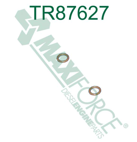 NR87627 | John Deere 3.164 Valve Stem O-Ring, New | Highway and Heavy Parts (O'Ring Seal)
