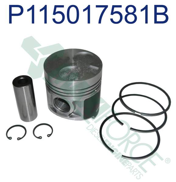 115017551B | Perkins 400 Series Piston Ring Kit | Highway and Heavy Parts (Piston Kit)
