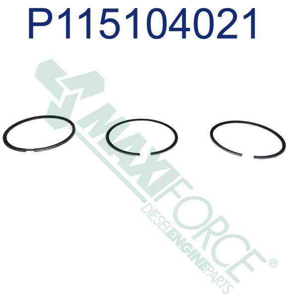 115104021 | Perkins 400 Series Ring Set | Highway and Heavy Parts (Ring Set)