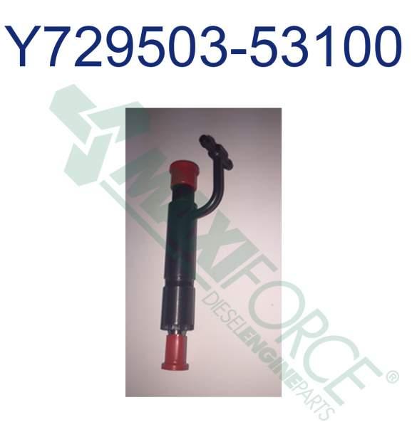 Y729503-53100 | Yanmar TNE84/TNE88 Fuel Injector | Highway and Heavy Parts (Fuel Injector)