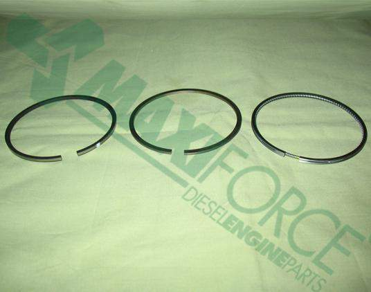 MAX - 112-7020 | Caterpillar 3054T/3056T Piston Ring Set, New - Image 1