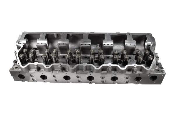 DCW - Caterpillar Stage 2 C15/C15 Acert/3406E Loaded Cylinder Head with Inconel Exhaust Valves - New - Image 1