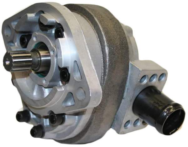 FHD - D8NN600AA   Ford Replacement Hydraulic Pump, New - Image 1