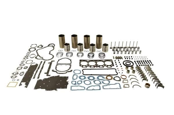 MAX - POK448 | Perkins 4.236 Series Overhaul Rebuild Kit - Image 1