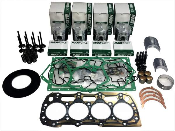MAX - POK404 | Perkins 404C-22 Overhaul Rebuild Kit - Image 1