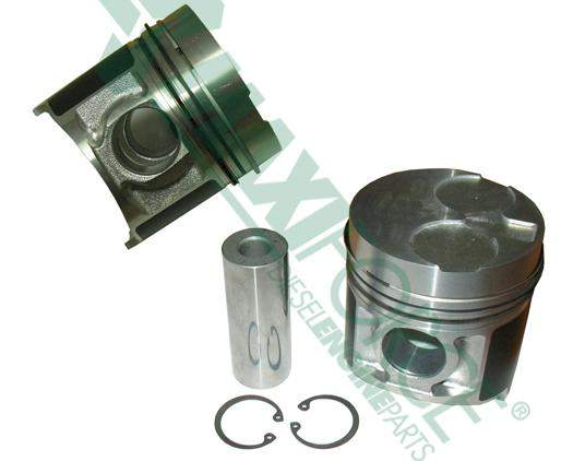 MAX - 297-3080 | Caterpillar 3013C/3024C/C2.2 Piston & Piston Ring Set, New - Image 1