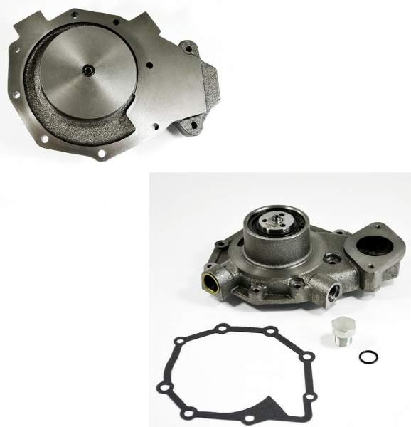 MAX - RE546906 | John Deere 6068T/H High Flow Water Pump - Image 1