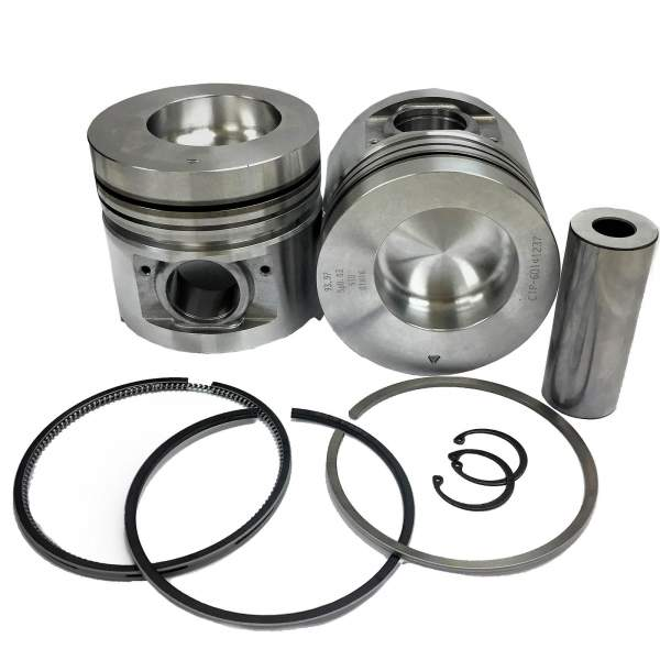 MAX - 107-0984 | Caterpillar 3046 Piston and Ring Kit - Image 1