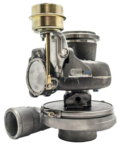 HHP - 10R1103 | Caterpillar C7 Turbocharger, Remanufactured - Image 1