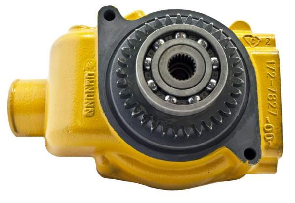 HHP - Water Pump for Caterpillar 3300 Series, Remanufactured - Image 1