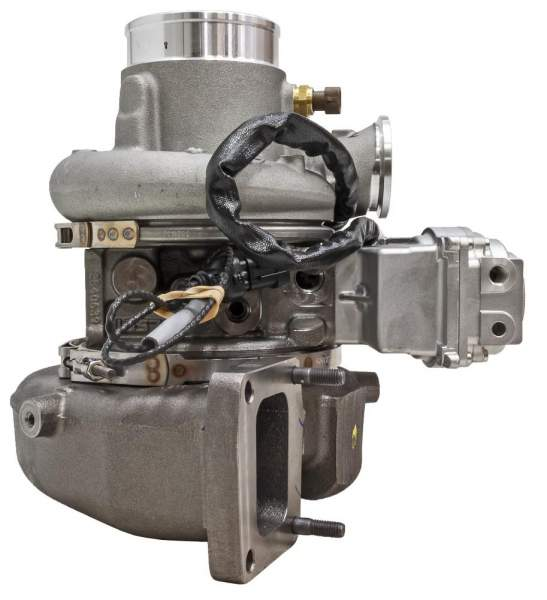HHP - 170-032-2548 | Cummins ISX Turbocharger with Actuator, Remanufactured - Image 1