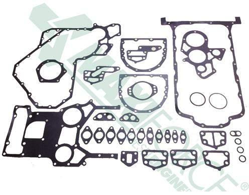 MAX - 1642158 | Caterpillar 3054 Bottom Gasket Set - Image 1