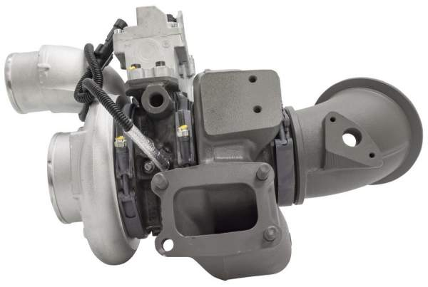 HHP - 4309355 | Cummins ISB 6.7L Turbocharger, Remanufactured - Image 1