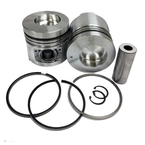 HHP - 107-8366  | Caterpillar Piston Kit Std. 3046 Naturally AspirATed, Direct Injection - Image 1