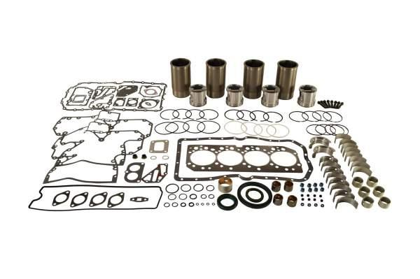 HHP - TRE66092A | John Deere 4045D Overhaul Rebuild Kit, New - Image 1