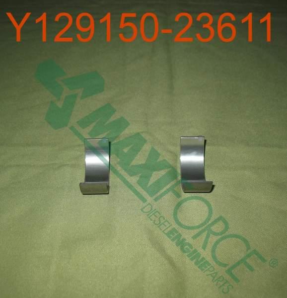 HHP - 12915023611 | Yanmar 4TNV84/86/88 0.25mm Connecting Rod Bearing - Image 1