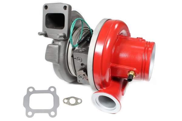 HHP - 4309077RX | Cummins ISX Short Turbocharger, Remanufactured - Image 1