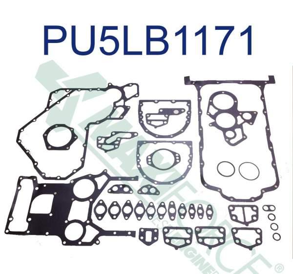 HHP - U5LB1160 | Perkins 1004 Bottom Gasket Set, New - Image 1