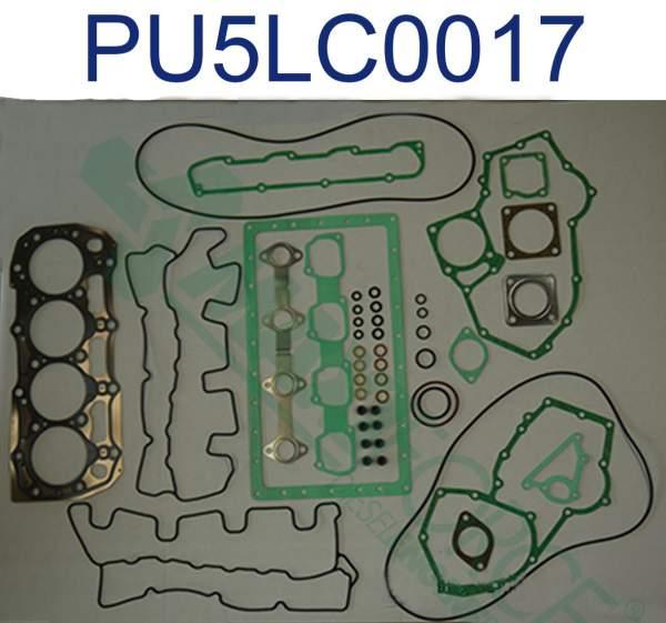 HHP - U5LC0016 | Perkins 104-22/404C-22 Overhaul Gasket Set - Image 1