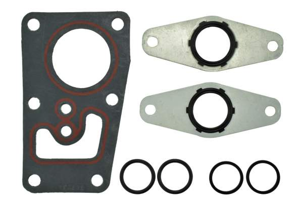 HHP - 1401 | Cummins N14 Oil Cooler Gasket Set, New - Image 1