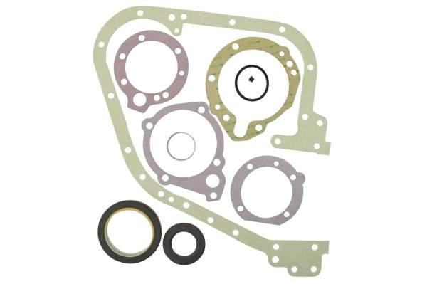 HHP - MCB215 | Cummins N14 Gear Cover Gasket Set, New - Image 1