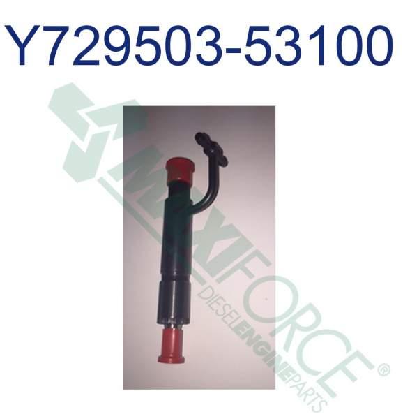 HHP - Y729503-53100 | Yanmar TNE84/TNE88 Fuel Injector - Image 1