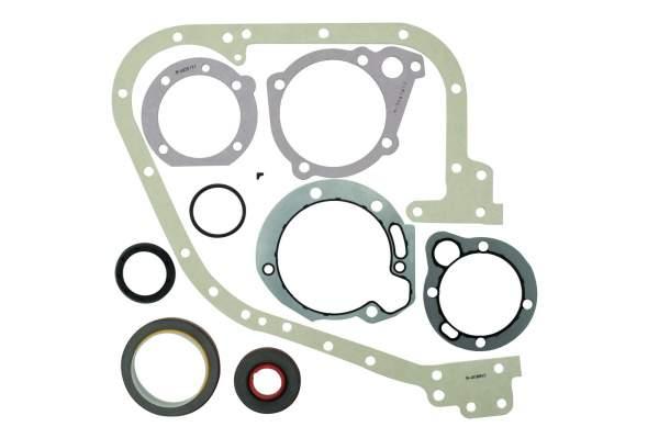 HHP - MCB225 | Cummins N14 Gear Cover Gasket Set, New - Image 1