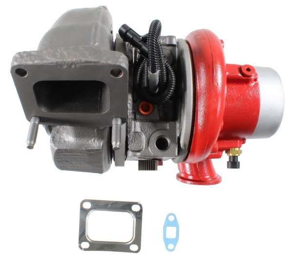 HHP - 4352528 | Cummins ISL/ISC Short Turbocharger, Remanufactured - Image 1