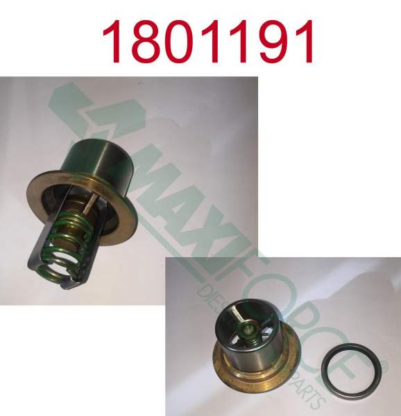 HHP - RP-1801192C91 | International Harvester/Navistar DT360/414/466 Thermostat Kit - Image 1