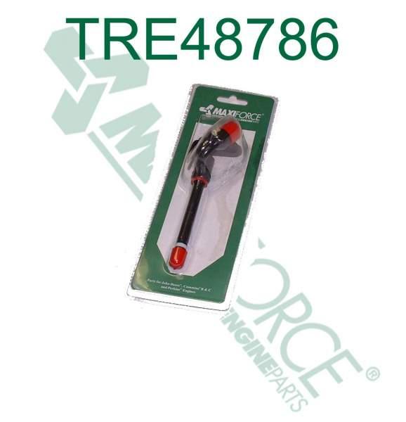 HHP - TRE48786 | John Deere 6068D Pencil Injector, New - Image 1