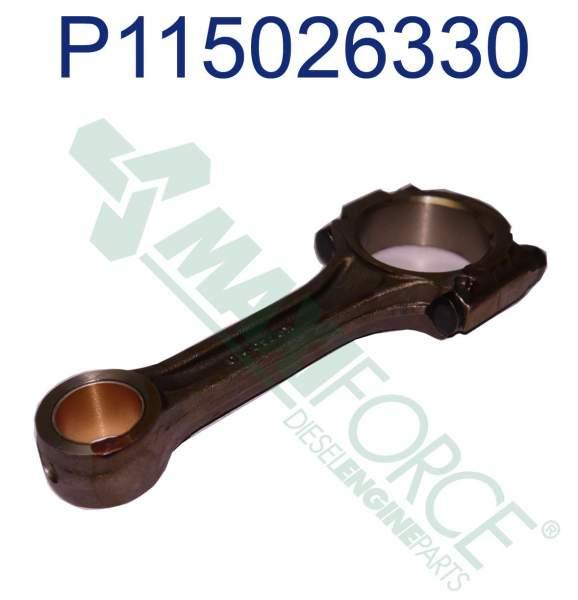 HHP - 115026330 | Perkins/Shibaura 403C-17/N844LT Connecting Rod, New - Image 1