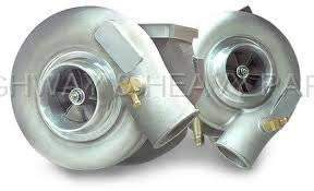 HHP - Reman AM, Turbocharger for Mack ASET   Contents:   (1) Turbocharger With Mounting Gaskets      Warranty:   1 Year Unlimited Mileage Warranty - Image 1