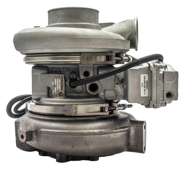 HHP - 1700321602 | Detroit Diesel Series 60 Turbocharger, Remanufactured - Image 1